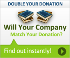 Will your Company Match Your Donation