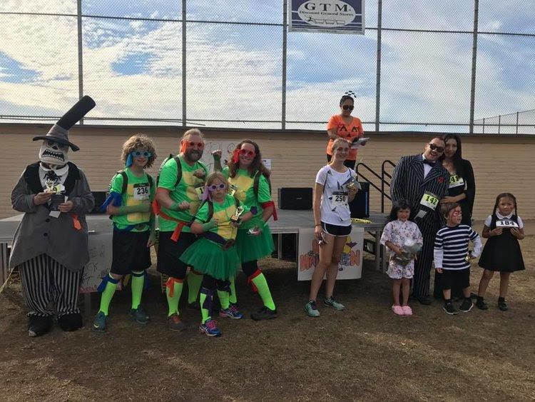 Costume Winners!