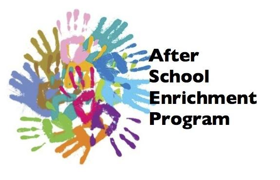 After School Enrichment Enrollment Starts Tomorrow The Friends