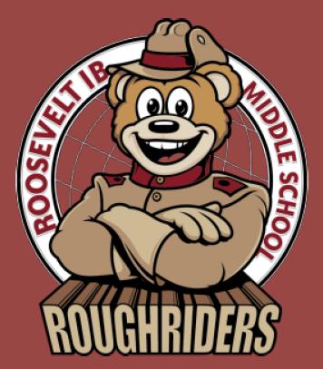 Roughrider Bear