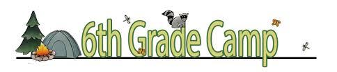 6th grade camp 2