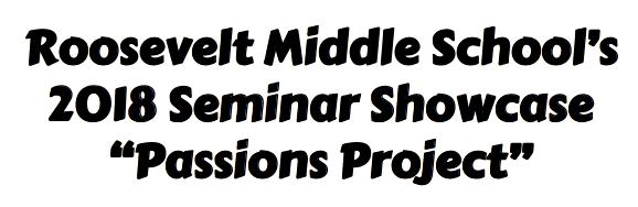 Seminar Showcase