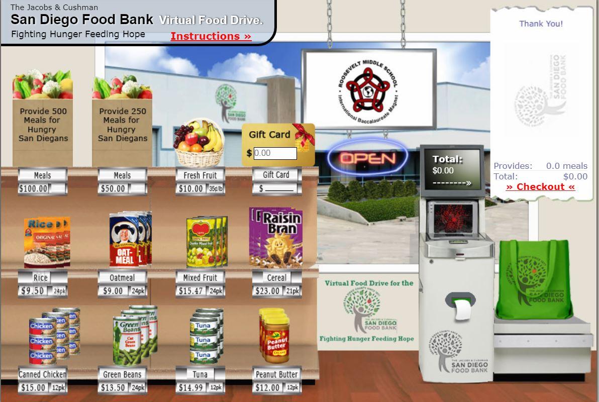 SDFoodBank_InteractiveStore