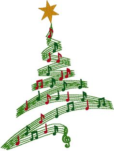 musical christmastree