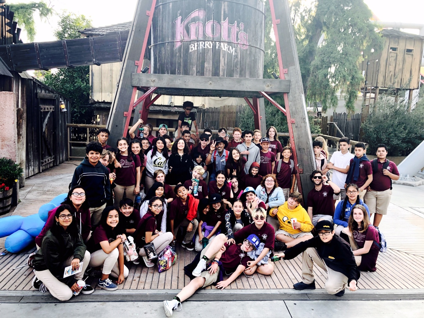 Music Knotts Berry Farm2019