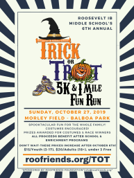 trick or trot 2019