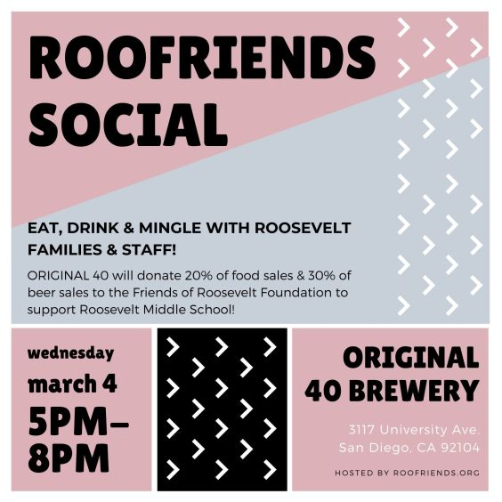 Original 40 RooFriends Social