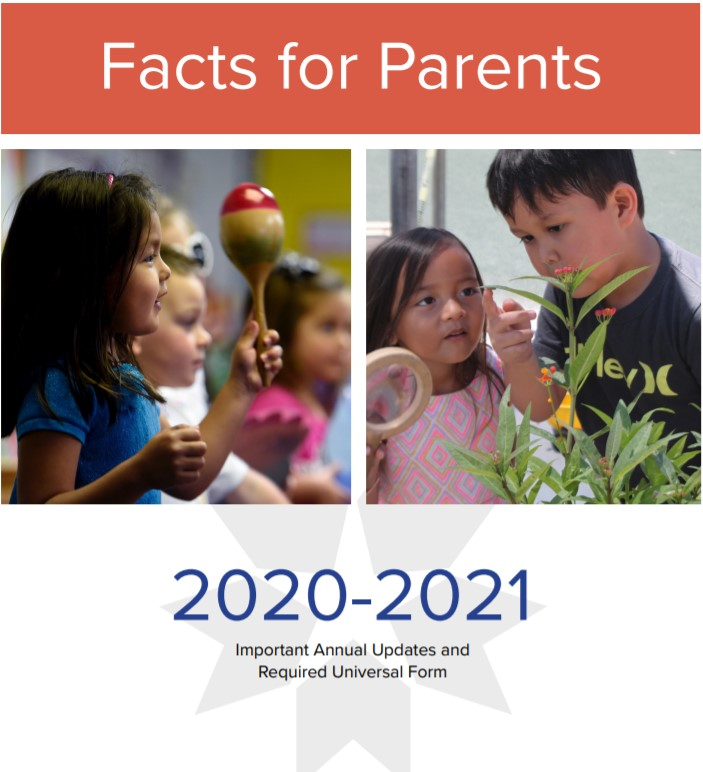 SDUSD Facts for Parents 2020-21